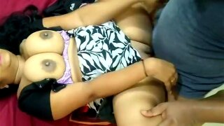 Big Boobs Indian Saari Girl Pussy Licking, Fingering, Orgasm, Fucking Hard