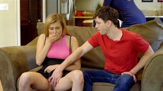 """""""Brandi Love fucks her niece and stepson at the same time"""""""