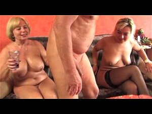 German Aged Couples Pleasure With Juvenile Angel Porn