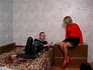 Russian Mom Shows Some Love. Porn