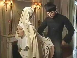 Priest Is Boning Two Nuns And Cums On Their Butts. After That, The Bitches Have Lesbian Action, With Lots Of Fisting Involved. Porn