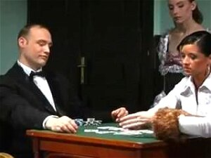 Lost His Wife In Poker Porn