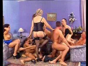 Sluts In Big German Orgy Sucking And Fucking Porn