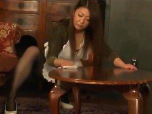 Mature Asian Woman Wearing No Panties Porn