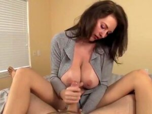 Monica Belucci Gives You A Handjob Porn