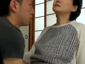 Traveling With Japanese Step Mom Porn