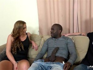 Nata Lee Has Been Trying To Have Good Sex With Her White Husband Porn