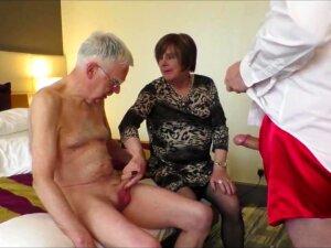 Shemale And Mature Granny And Grandpa Porn Video Porn