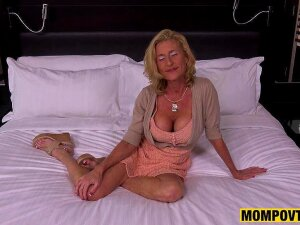 Enjoy Her Full Adult Video And Many Other Sexy Moms Doing Porn At MOMPOVTUBE. I Present To You A Legendary Mature Nympho Cougar From Our Roster. This Hot Milf Spent Most Of Her Adult Life Married And Climbing The Corporate Ladder. In Her Interview She Mentions That She Had Simply Made It To The Top And Was Ready For A Drastic Change. She Quits Her Job, Divorces Her Husband Of 20+ Years, And Decides To Make Money Doing N.U.R.U. Massage. Basically She Rubs Her Oiled Up Ass All Over A Guy For Money.She Has A Very Cute, Bubbly Demeanor And A Very Energetic Aura. In Bedroom She Stole The Show! I Found Myself So Turned On When She Really Tuned Things Up A Notch And Started Riding Cock In Double, Even Triple Time. I Believe That She Came To Get Her Brains Fucked Out And Buddy That's Exactly What She Got. I Sure Wouldn't Mind Getting A Massage Like That Every Once In A While. Something Tells Me We Would Both Leave The Session Loose As A Goose. Enjoy. Porn