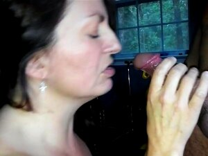 From Ass To Mouth With My Cum Hungry Milf Porn