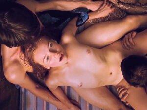 Franziska Brandmeier Threesome - Parfum S01 (no Music) Porn