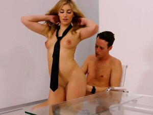 Sweet Slender Blonde Moans Loud While Riding A Massive Penis Porn