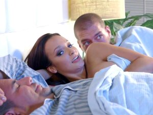 Mom Fucked By Step Son Next To Her Sleeping Hubby Porn