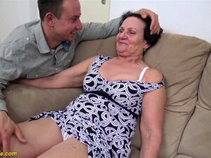 Hungarian Granny Porn