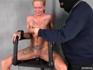 Electric Chair Under Power Porn