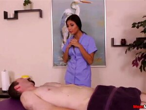 Thе Hot Teen Masseuse Is Famous Among Customers Wit Her Special Surprising Services. Her Favourite Thing Is To Tease And Torture Them Gently. This Customer Requests Something Extra Today Without Knowing What Will Follow. She Starts With A Normal Massage Porn