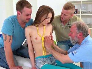 Spoiled Virgins - Sandra Relaxed Porn