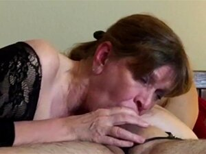 Hot, Aged Gilf Carmen Cutie Gives Heavenly Head...  Once More! Porn