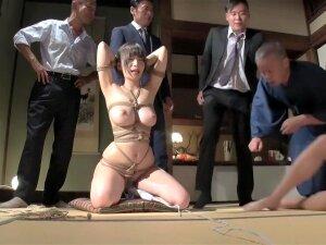 Best Japanese Chick In Fabulous HD, BDSM JAV Scene Porn