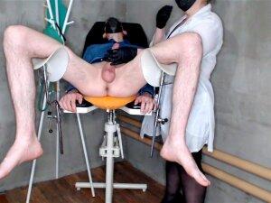 Nurse And Prostate Massage Session Porn