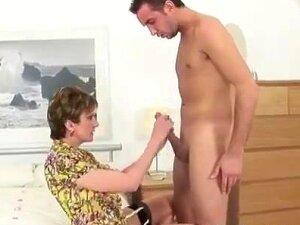 Older British Lady Gets Fucked Porn