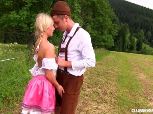 Cayla Is The Sexiest Of All Village Girls And Deserves A Good Drilling Porn