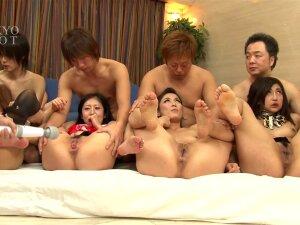 Orgy Mature Japanese (2) Porn
