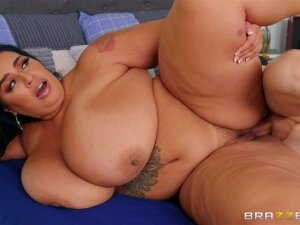 BBW Latina Fucked By Younger Lad With Huge Cock Porn