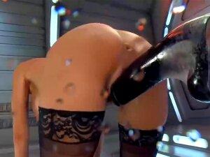 Jet Orgasm From Fucking Sex Machines Porn