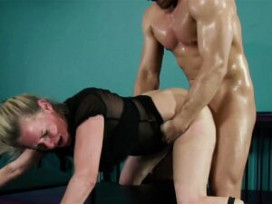 A Stallion To Kneel Down Before Porn