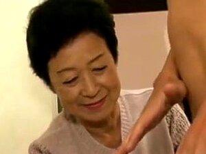 Japanese Grandmother 3 Porn