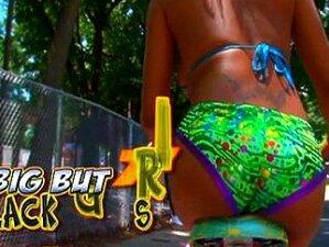 Big.Butt.Black.Girls.On.Bikes.3p.1 Porn