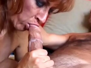 Saucy Old Spunker Loves To Fuck And Swallow Cum Porn