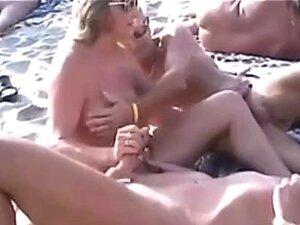 Exposed: Shocking Freak Orgy On The Beach Porn