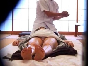 Horny Milf From Japan Gets A Sensual Oil Porn