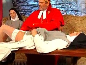 Nun Fisted And Fucked In Basement Porn