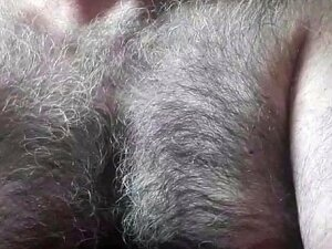 Married Hairy Daddy Jerking For Me On Cam Porn