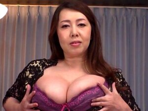 Clothed Japanese Mature Is Ready To Take Down Her Undies Porn
