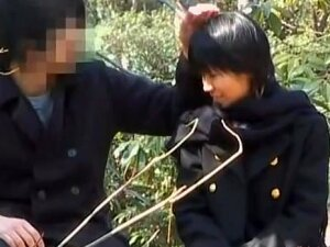 Very Hot Japanese Broad And Her Boyfriend Were Making Out In A Public Park And They Got Caught In This Kinky Japanese Sex Video. The Girl Is Really Cute And Fuckable On So Many Levels. Porn