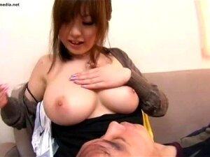 Breast Feeding With Handjob_p1 Porn