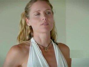 Serena - Vaginal Cucumber Cleansing Porn