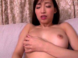 Horny Japanese Chick In Exotic MILF, Solo Female JAV Movie Porn