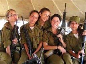 GRL FORCE - IDF Mixtape Porn