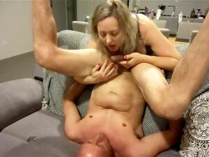 ATM - I Shaft His Ass With Different Toys & Make Him Swallow His Own Cum  - MIN MOO Porn
