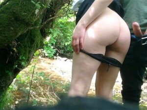 I Got Creampied In A Forest Porn