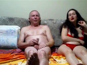 StepMother Daughter Father. Daughter Feeds Fruit From Pussy Juice Porn