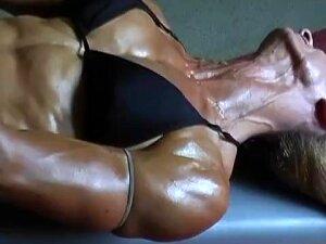 Enormous Neck Veins!! Porn