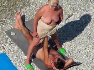 Horny Outdoor, Beach Porn Movie Porn