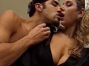 Big Tits Blonde Maid Mmf Threesome Wobbly H Porn