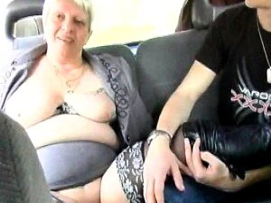 He Shared His Wife Murielle In An Outdoor Gangbang Porn